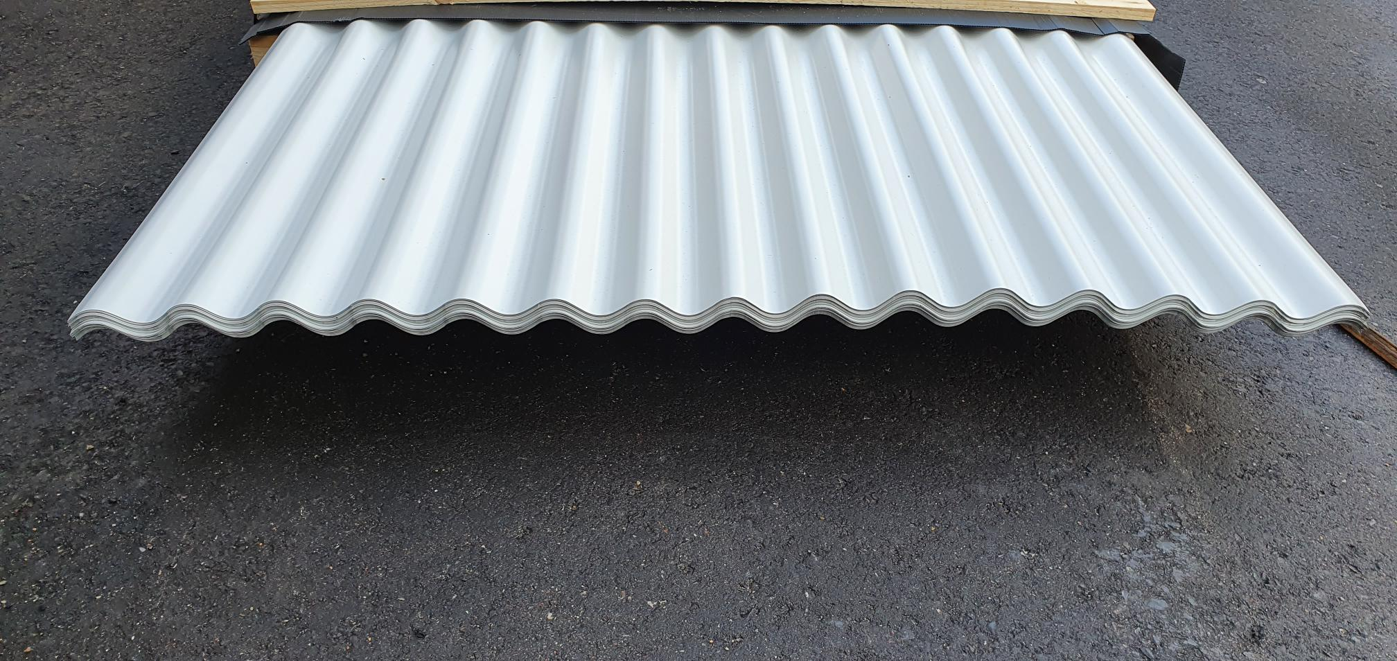 Outlet: Sinus P18, Hvid 119,25 m2 (1-sortering)